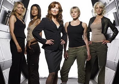 The Smart, Strong, Sexy Women of Battlestar Galactica