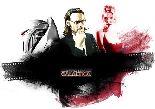 Battlestar Galactica in Reverse